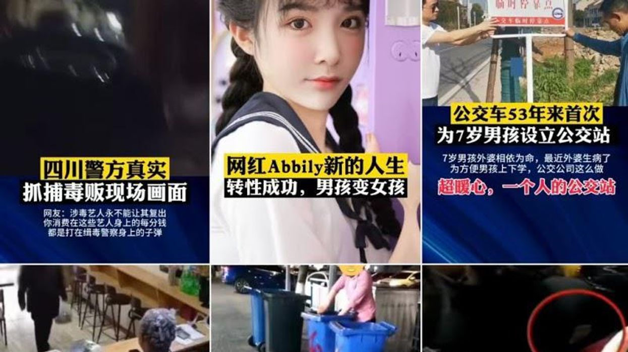 The anatomy of a Chinese online hate campaign