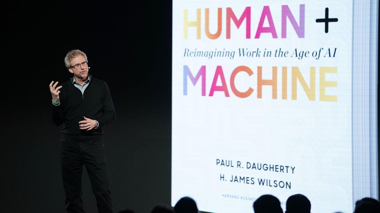 Accenture CTO Paul Daugherty