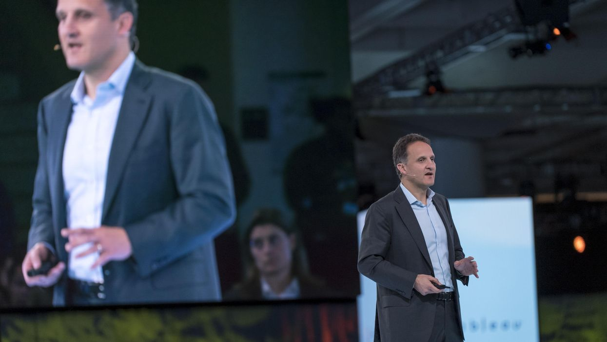 Nine things you need to know about the new AWS CEO