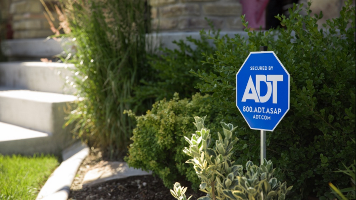 ADT sues Amazon's Ring over 'iconic blue octagon'