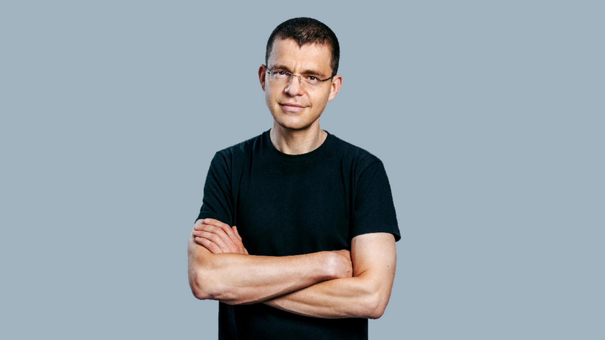 Affirm CEO Max Levchin is among the signatories of a letter standing up against anti-Semitic hate crimes.