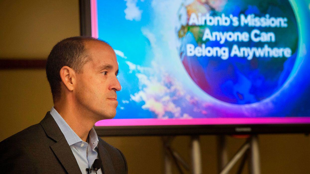 AirBnB's Chris Lehane