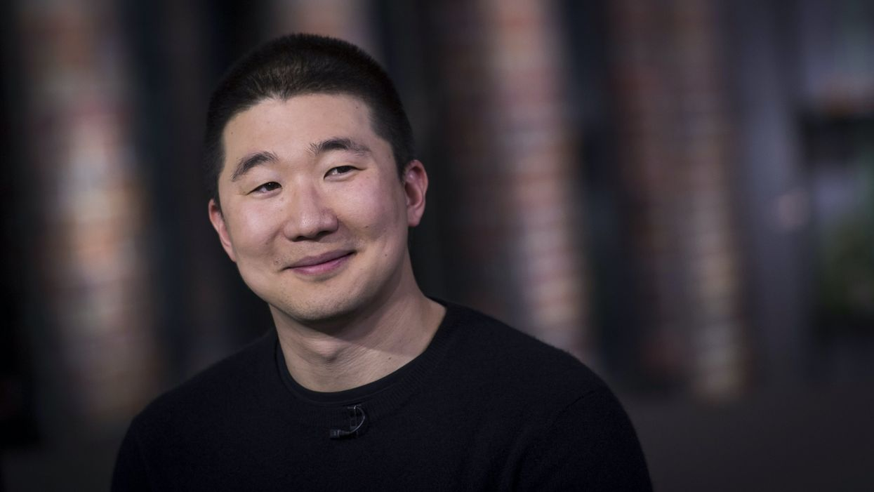 Airtable CEO Howie Liu