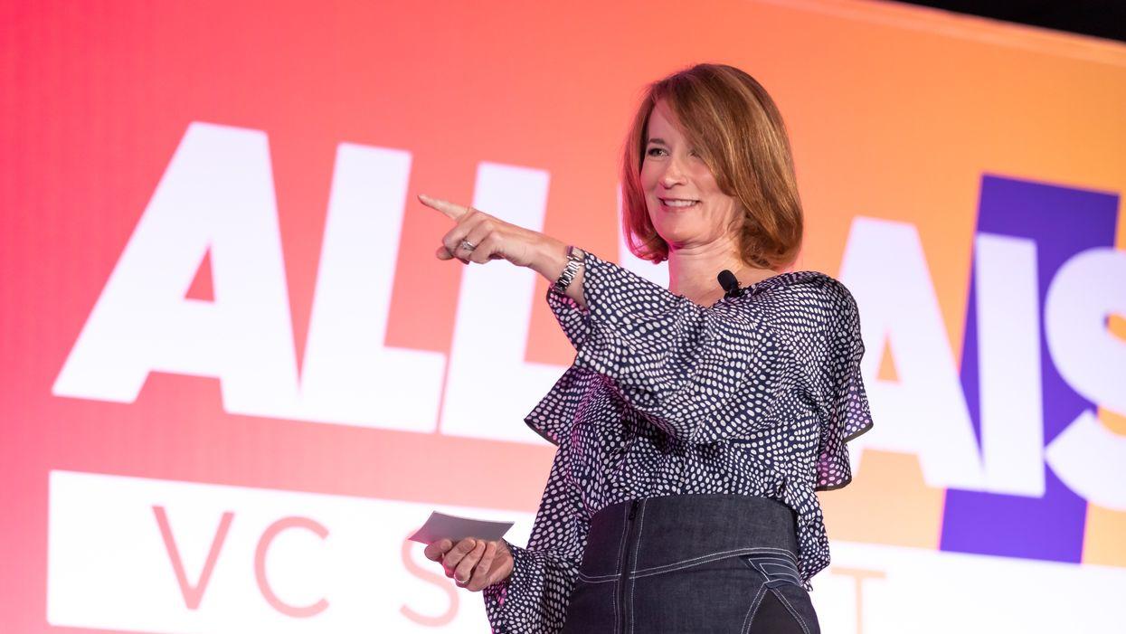 All Raise CEO Pam Kostka