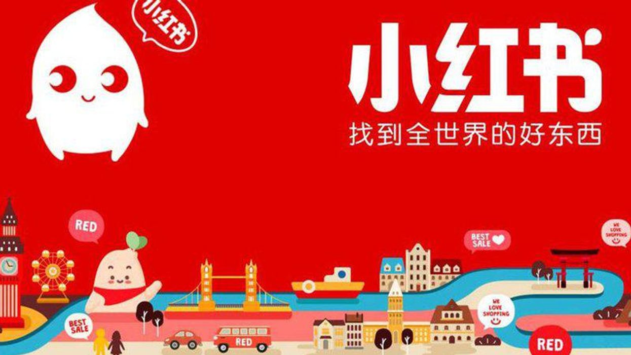 Foreign brands have a new fast-track into China's market: the addictive app Red