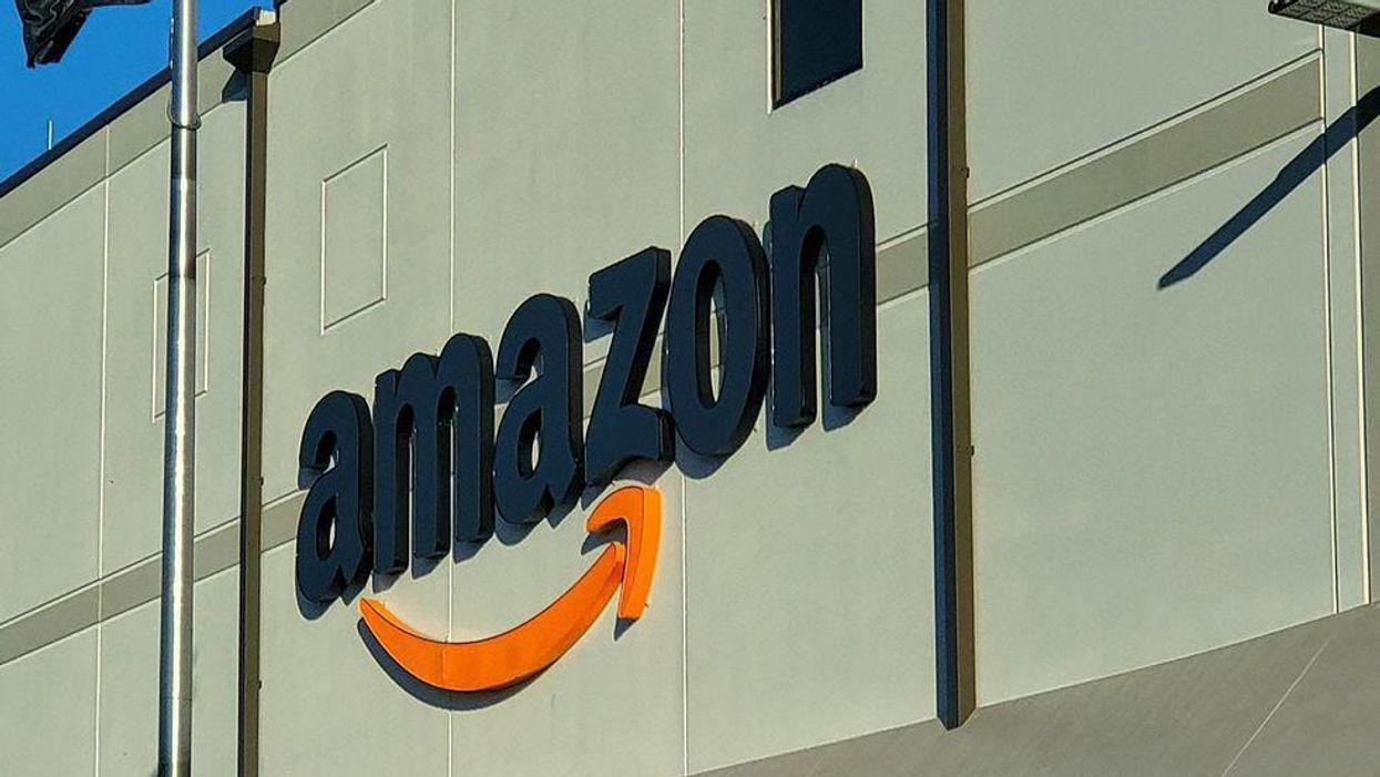 An Amazon facility.