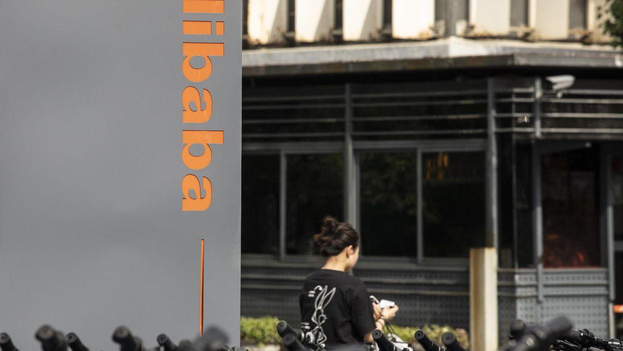 Alibaba announces 2% loss in income due to government fine
