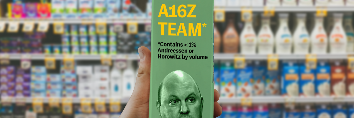 Andreessen Horowitz has more than 240 employees now