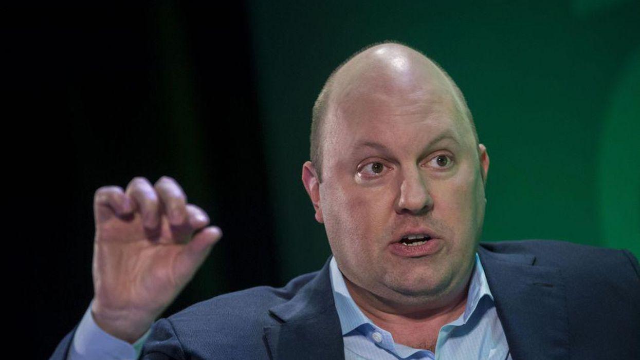 Andreessen Horowitz's Marc Andreessen