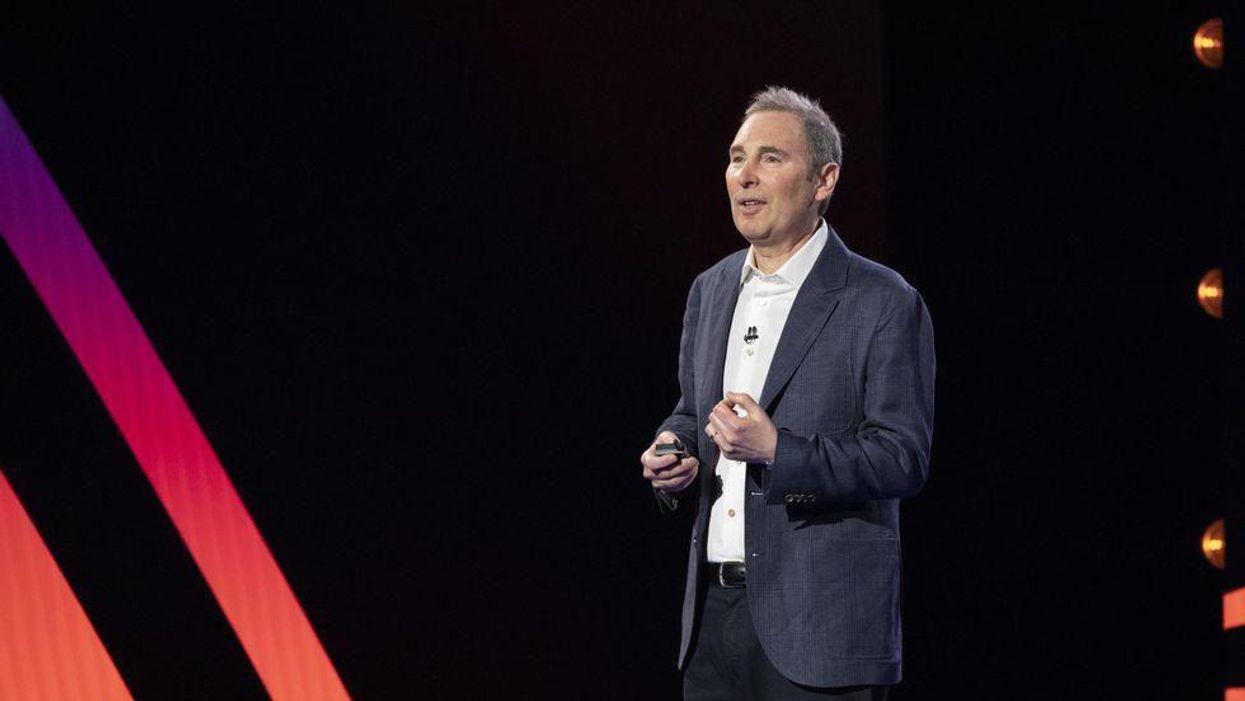 Andy Jassy, Amazon's new CEO