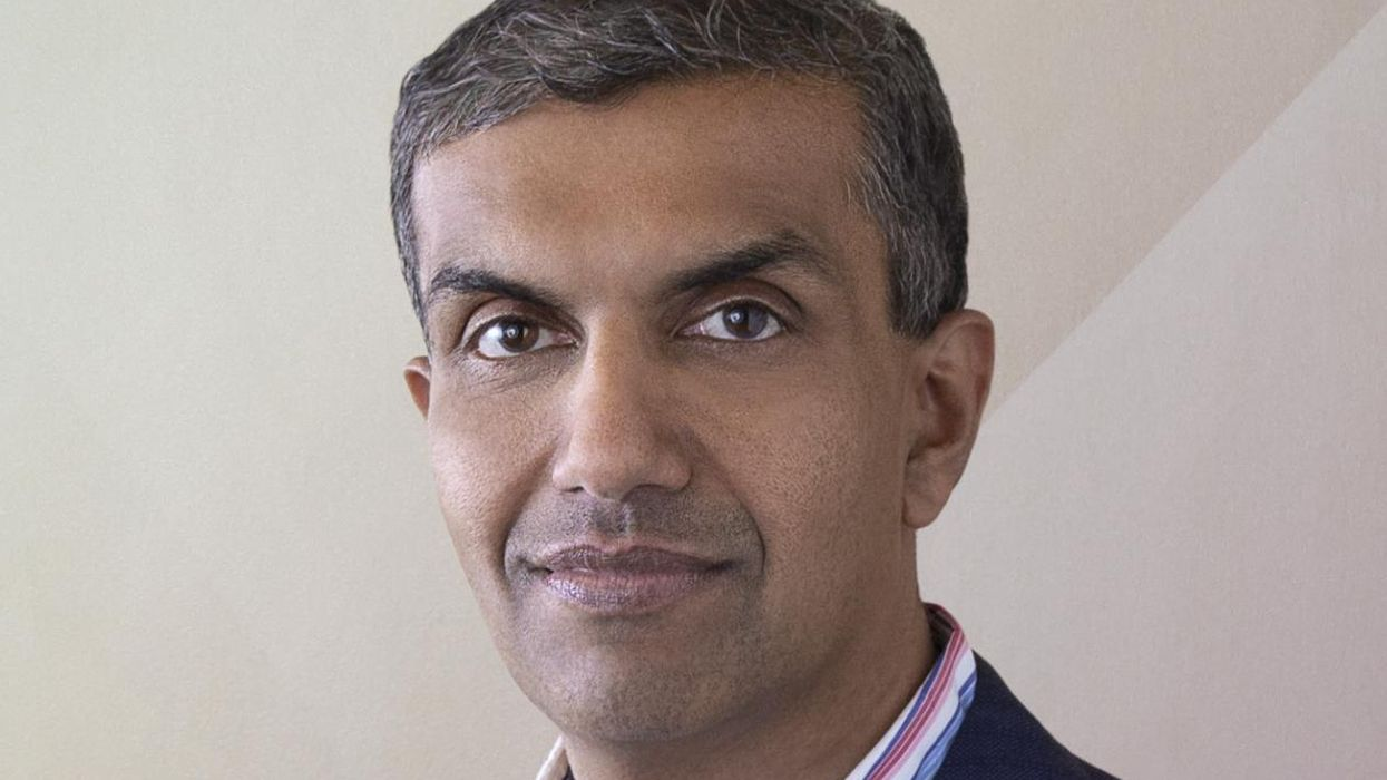 Anil Chakravarthy, the executive vice president and general manager of Adobe's Digital Experience business