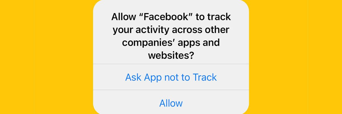 Apple's app tracking clampdown