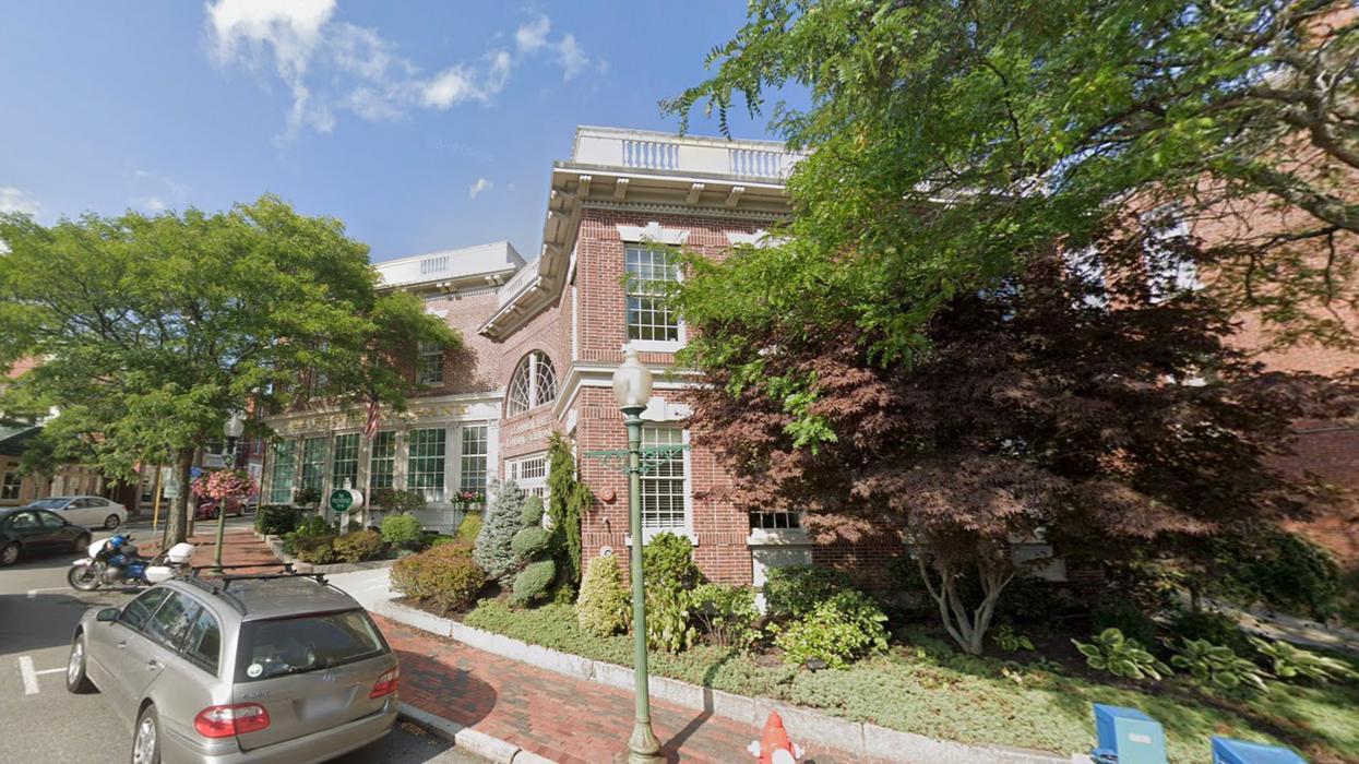 BankProv's main office in Amesbury, Massachusetts.