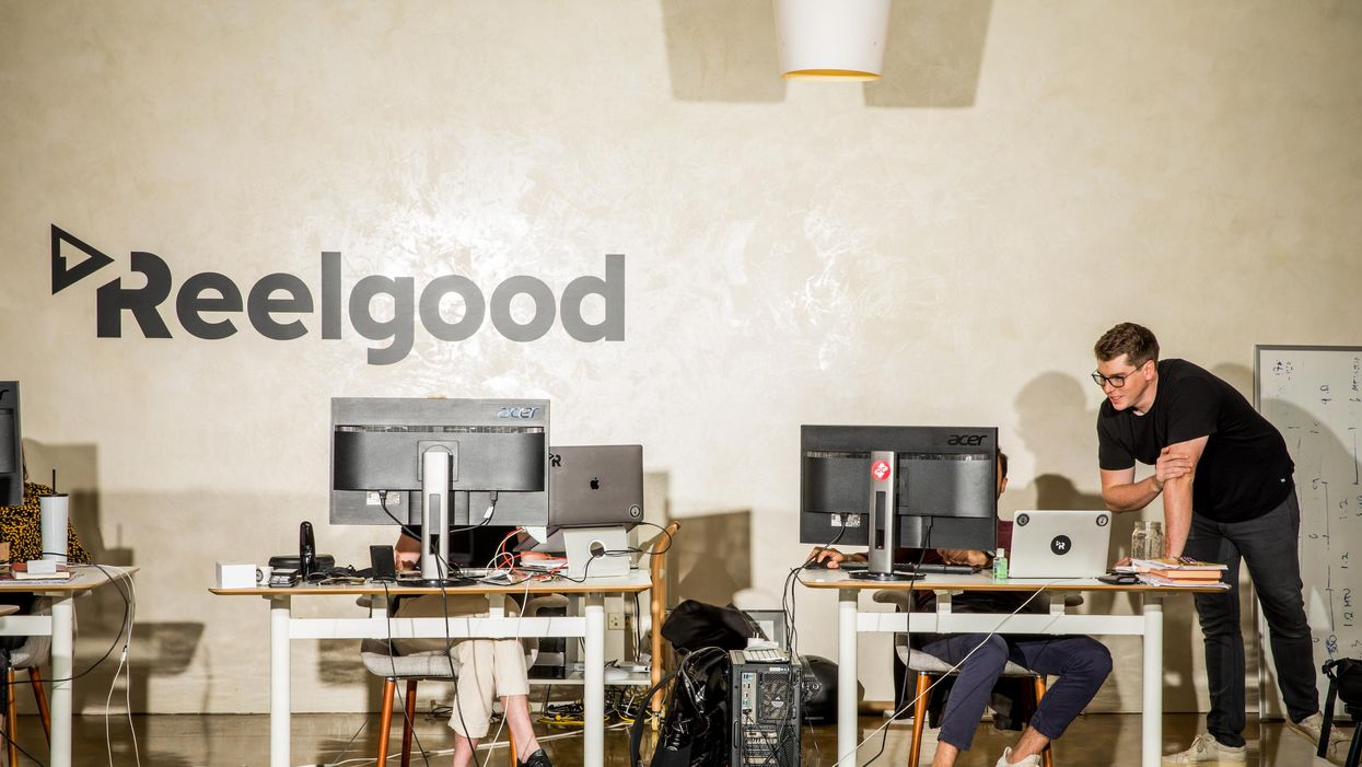 Reelgood office