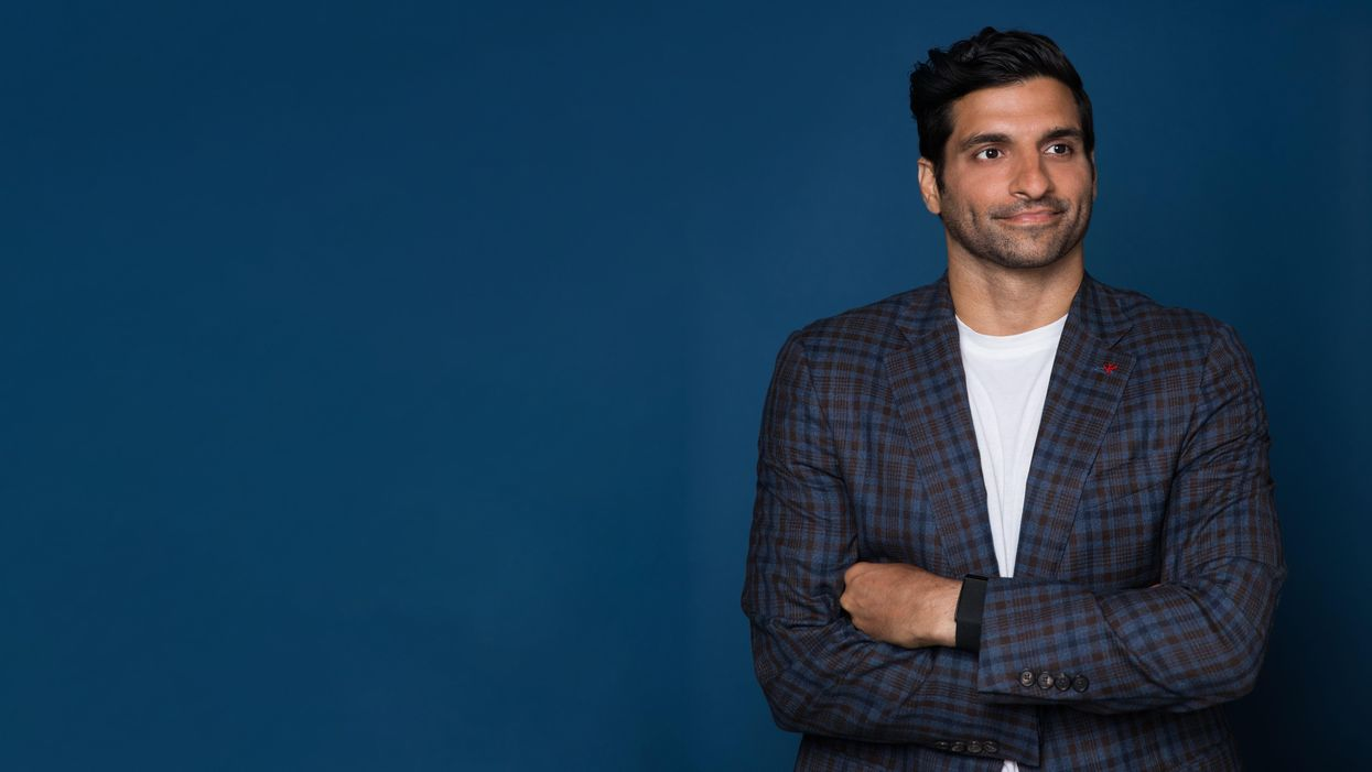 Fed up with mortgage applications, Nima Ghamsari launched a $3 billion startup