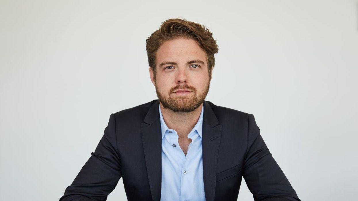 Blockchain.com CEO Peter Smith