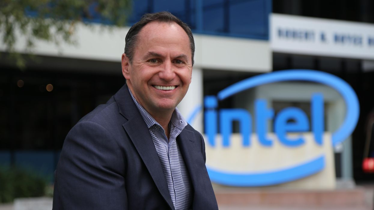 Bob Swan as CEO of Intel in 2019.