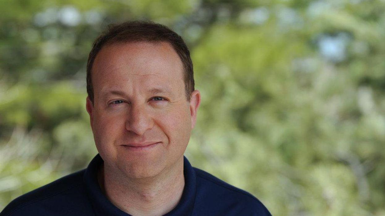 Colorado Governor Jared Polis