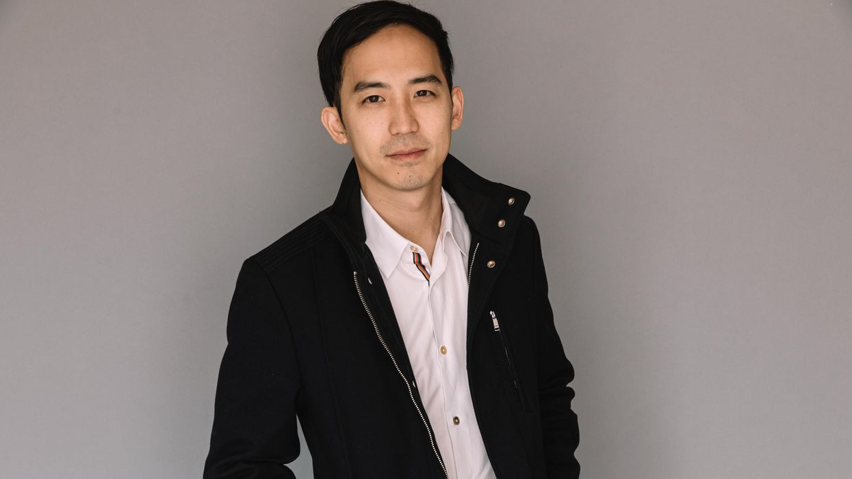 Comedian Jimmy Wong is advising Cheese, a startup digital bank for the Asian American community.