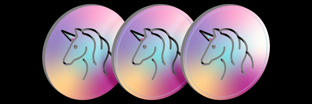 Crypto unicorn tokens