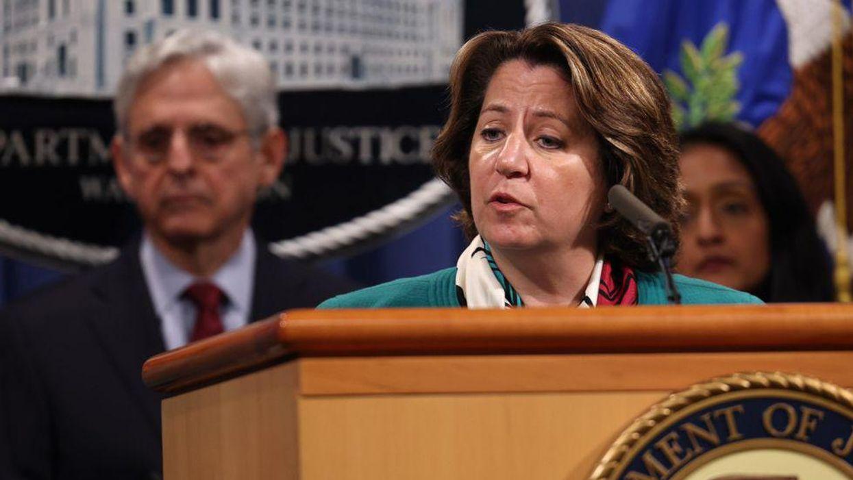 Deputy Attorney General Lisa Monaco