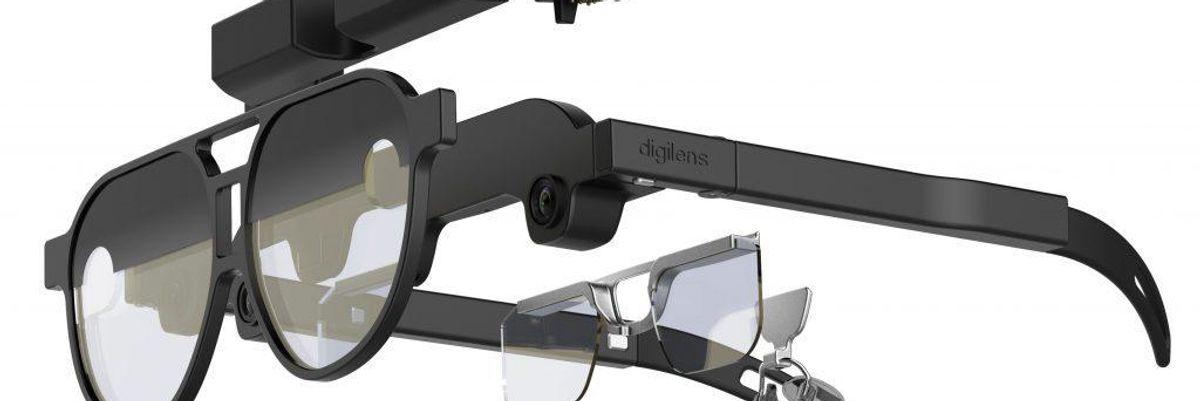 DigiLens v1 developer device
