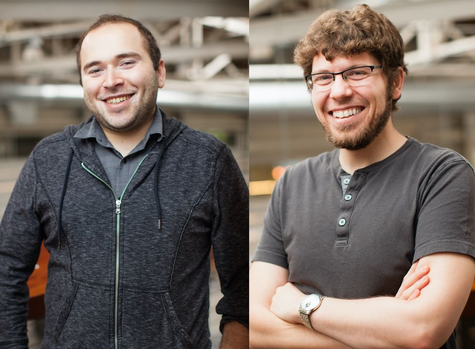 Discord co-founders