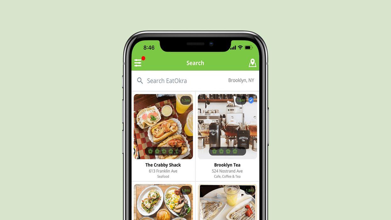EatOkra app