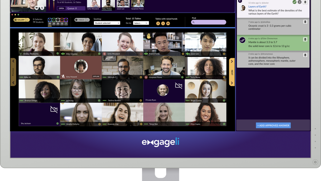 Engageli raises $33 million to stake its claim as the platform for higher education
