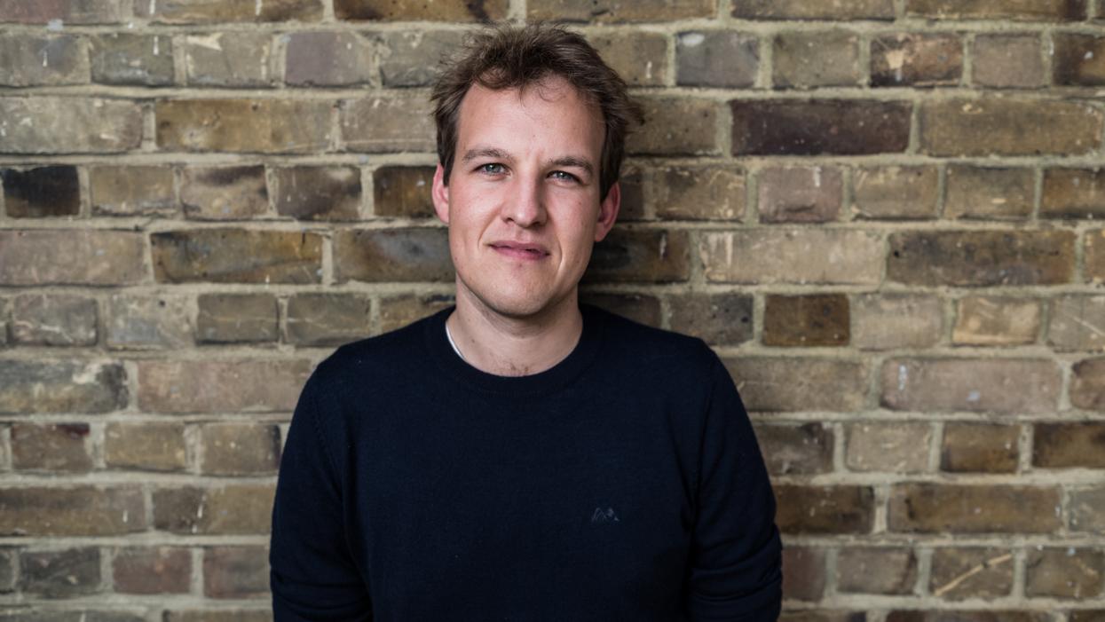 Entrepreneur First CEO Matt Clifford
