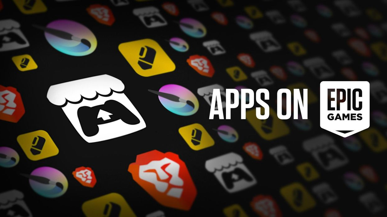 Epic signs up more app makers for its PC store. But it's not asking for a cut of sales.