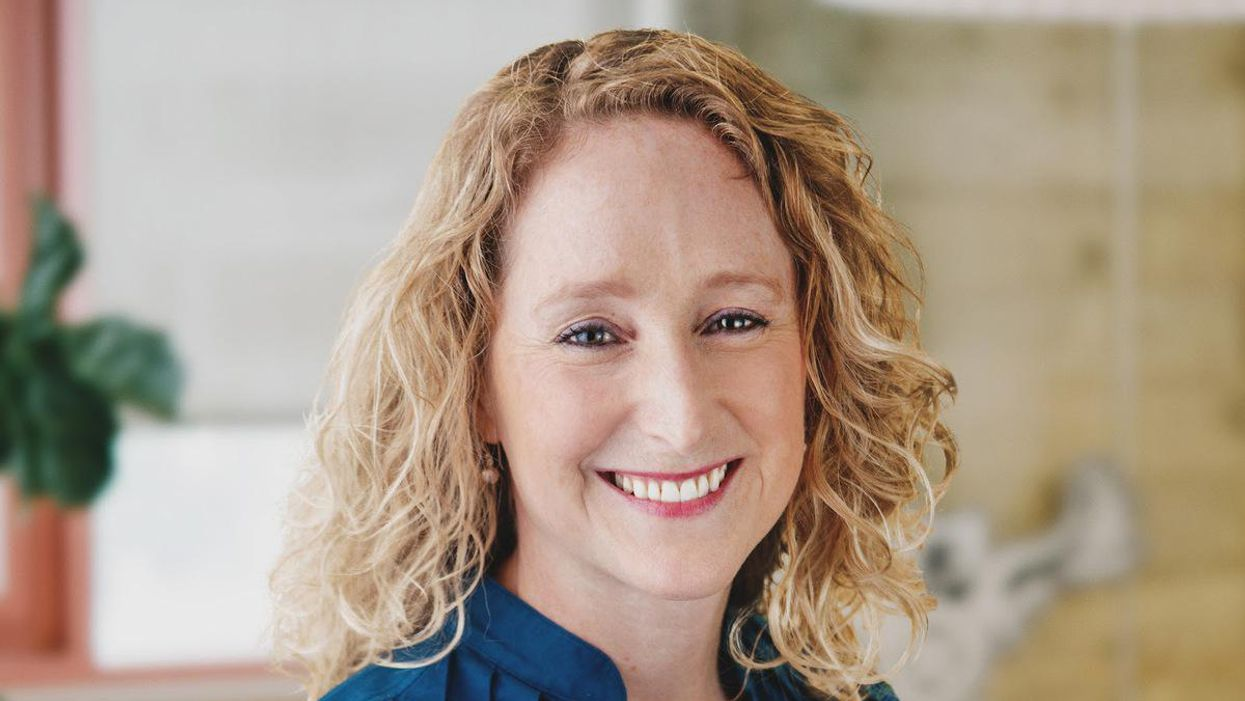 Erin Reilly is the chief social impact officer at Twilio.