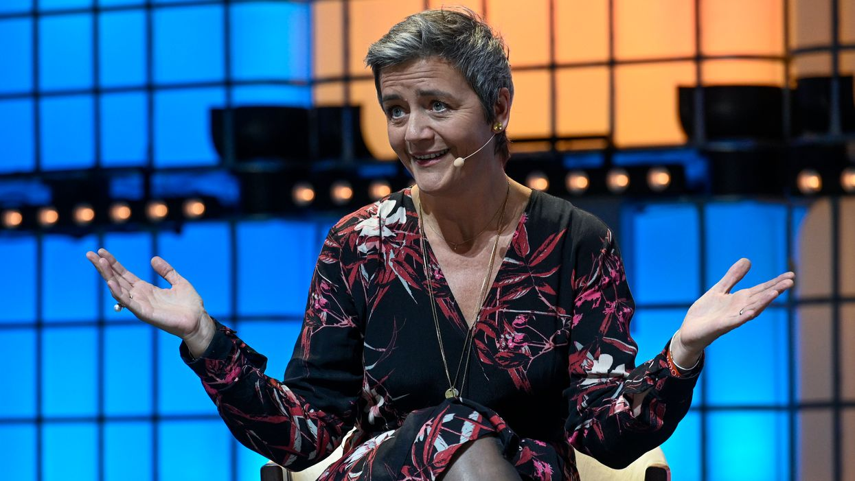 European Commission competition chief Margrethe Vestager