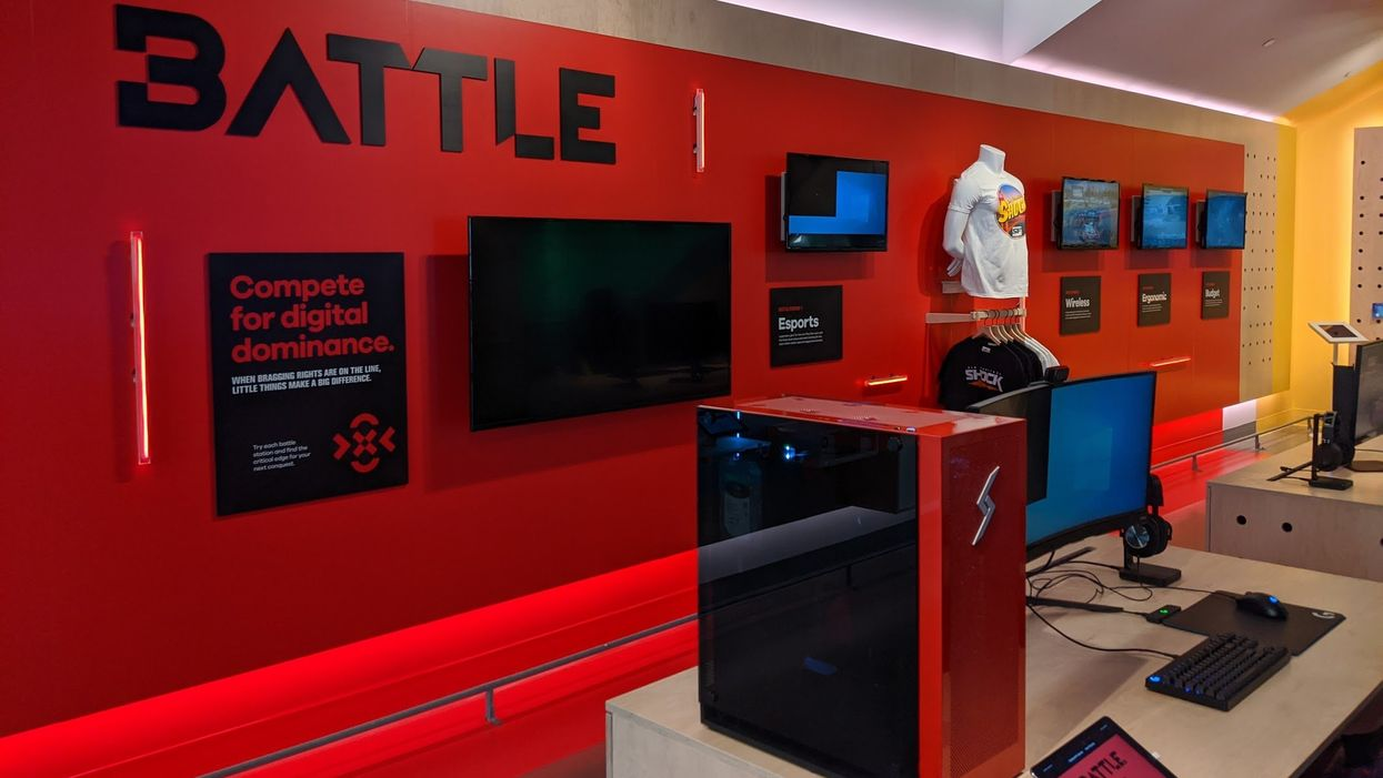 Target's gaming concept store in San Francisco
