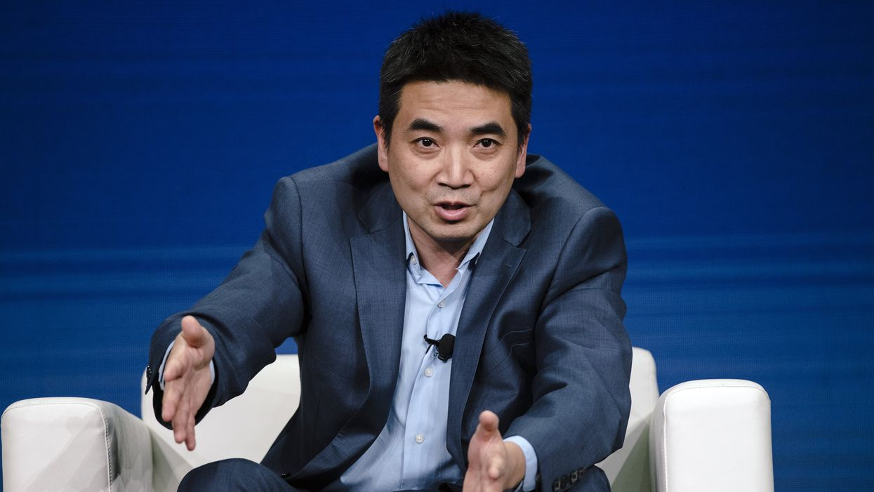 Eric Yuan, founder and CEO of Zoom
