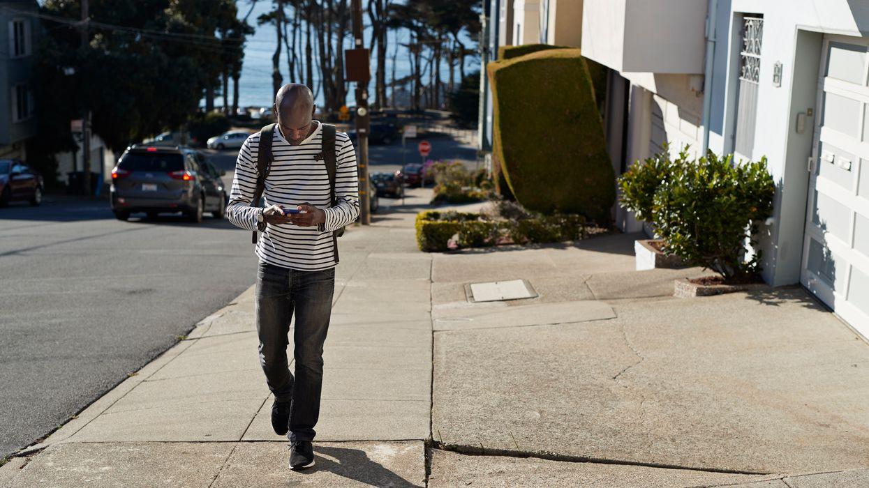 Facebook data can help measure social distancing in California