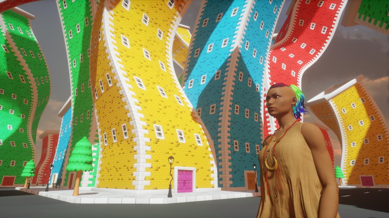 Second Life maker unloads social VR platform Sansar