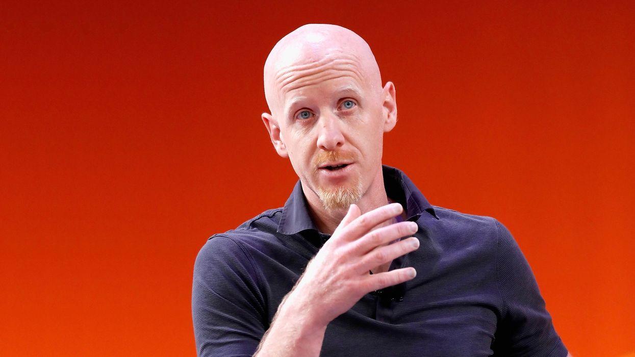 GoFundMe CEO Tim Cadogan
