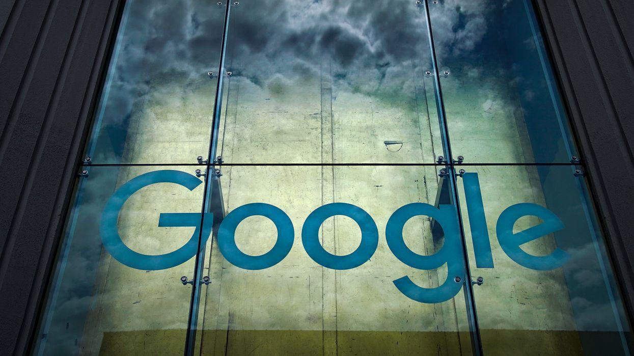 Moody Google Logo