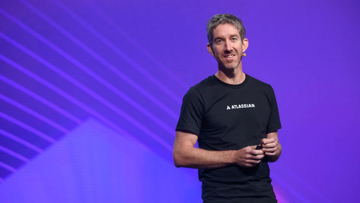 Atlassian co-CEO Scott Farquhar