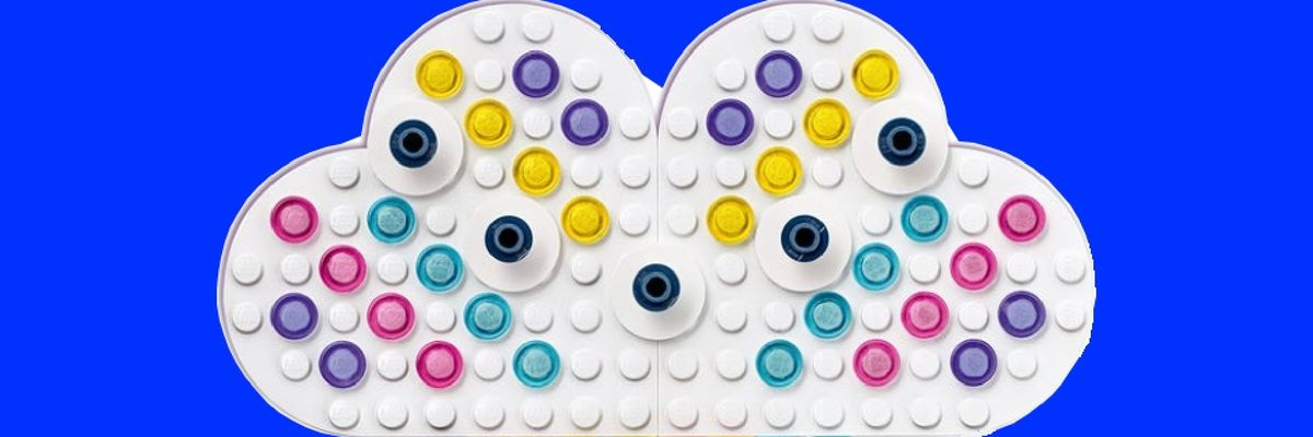 Lego cloud