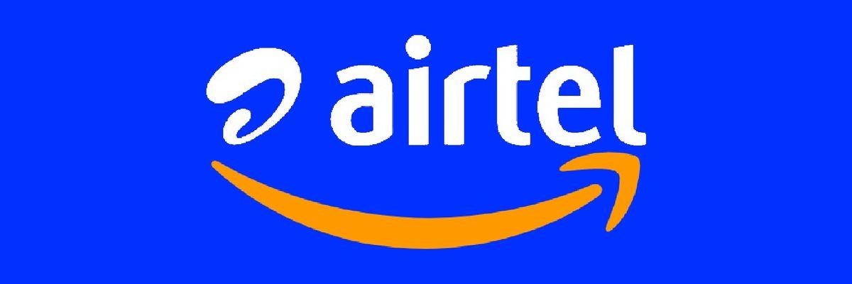 Bharti Airtel, Amazon