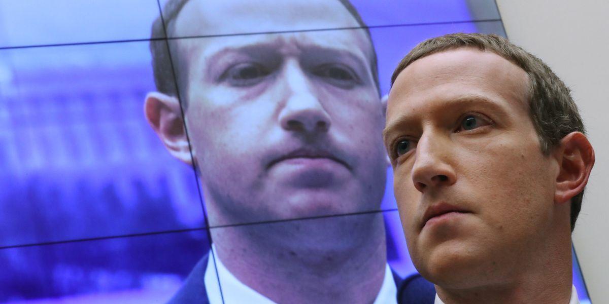The Antitrust Case Against Facebook cover image