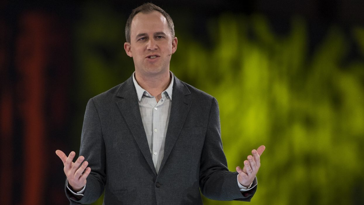 Salesforce COO Bret Taylor