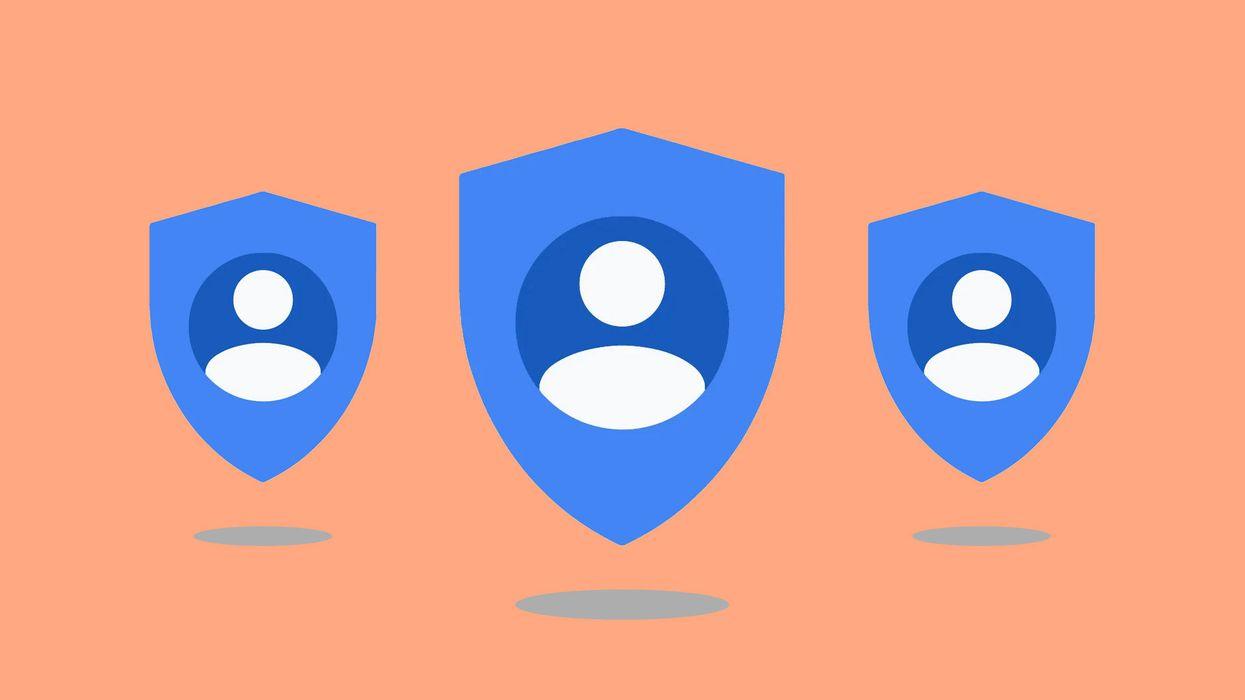 Google security logo