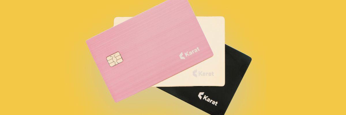 Karat cards
