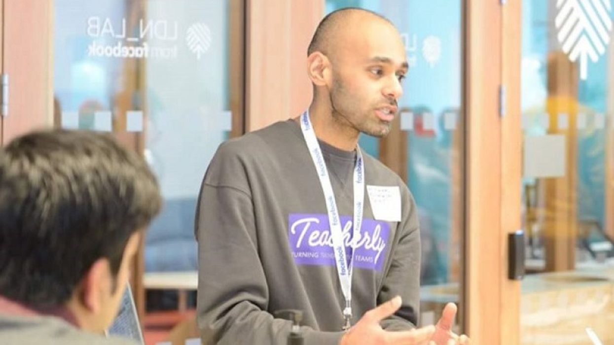 Teacherly's Atif Mahmood
