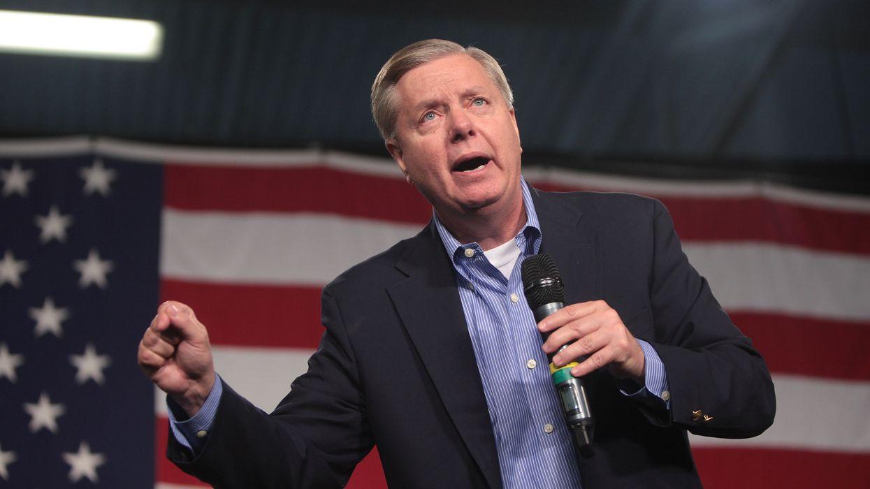 Republican Sen. Lindsey Graham