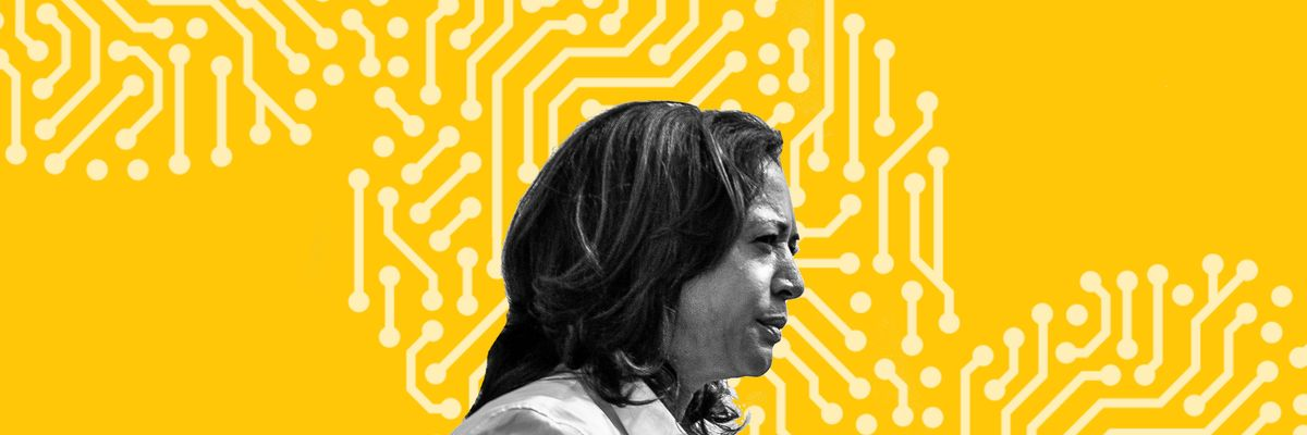 How Kamala Harris feels about Big Tech