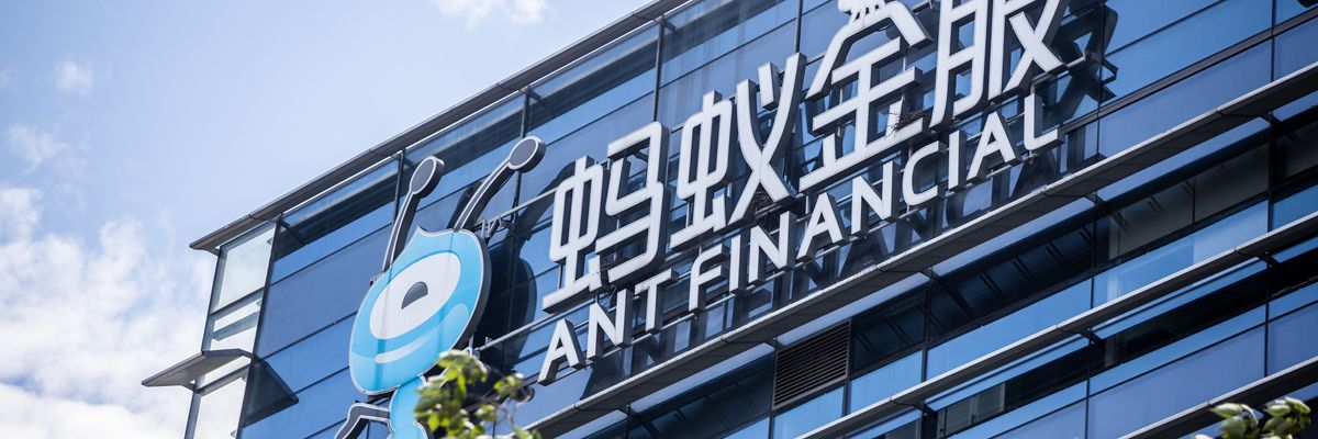 What you need to know about Ant's huge IPO